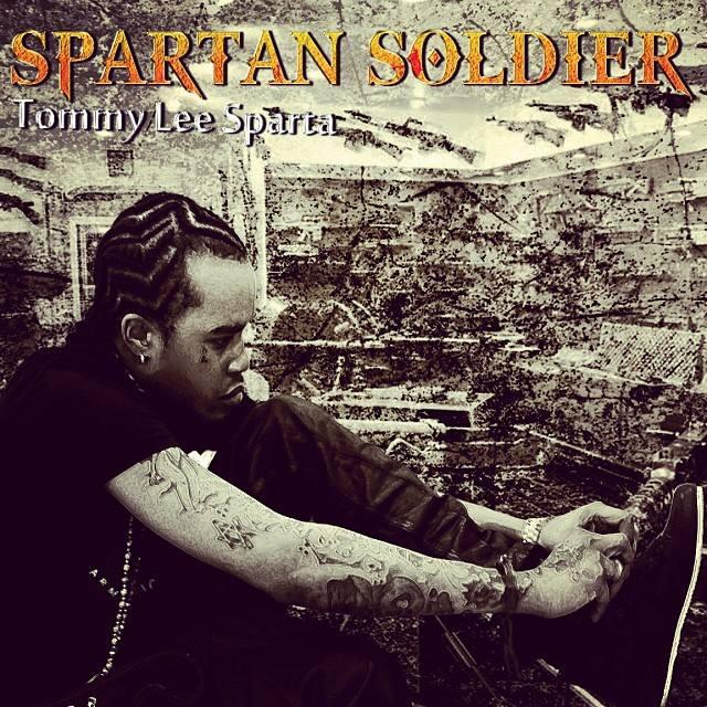 Tommy Lee Spartan Soldier