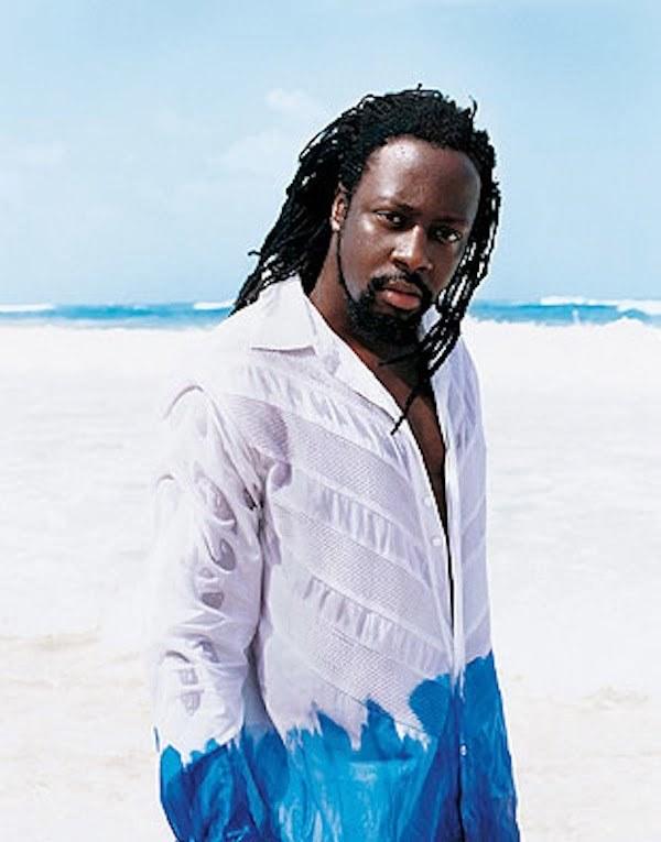 Wyclef Jean dreads