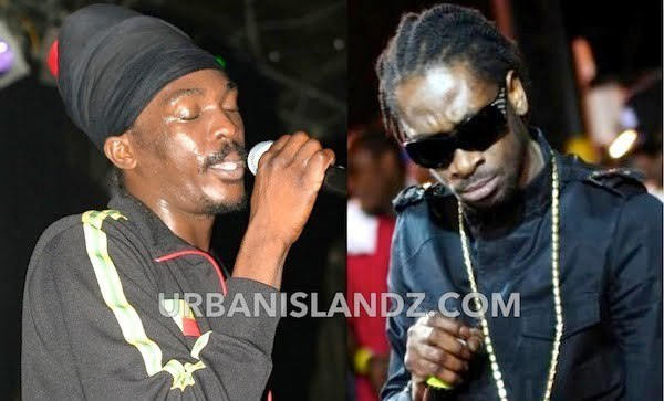 Anthony B and Bounty Killer feud