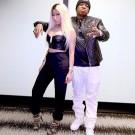 Birdman and Nicki Minaj