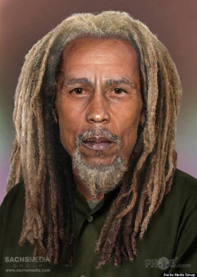 Bob Marley look like today photo