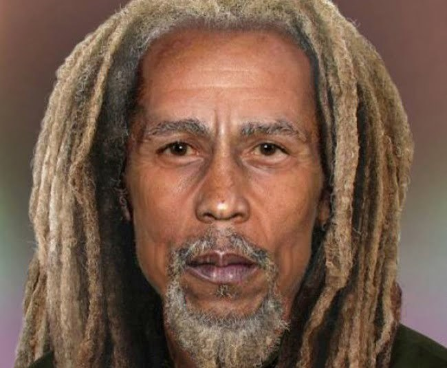 Bob Marley look like today photo
