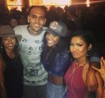 Chris Brown Karrueche jhene aiko