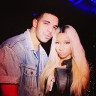 Drake and Nicki Minaj 2014