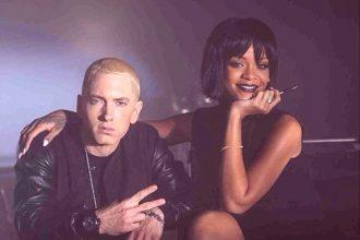 "Rihanna Praise Eminem ""The Most Prestigious Rapper of our Generation"""