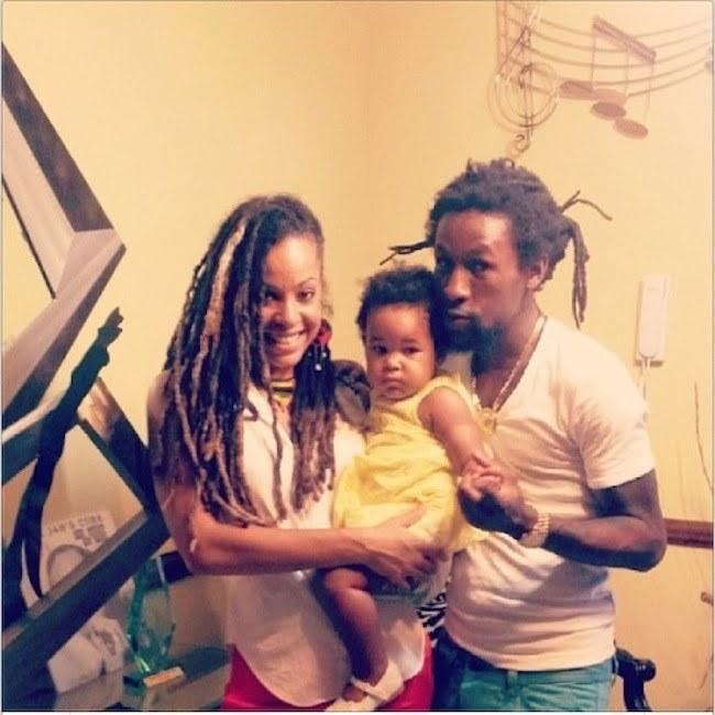 Jah Cure Kamila baby