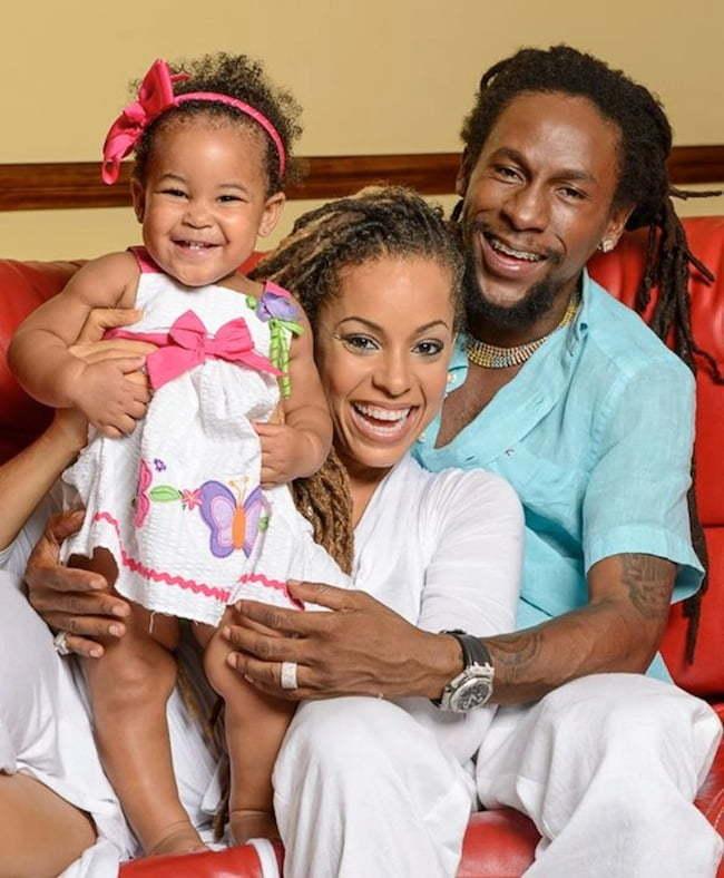 Jah Cure kamila mcdonald baby kailani