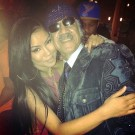 Jhene aiko and her father