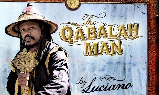 Luciano The Qabalah Man cover