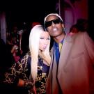 Nicki Minaj ASAP Rocky
