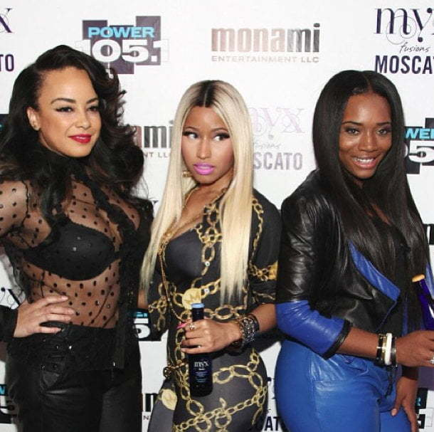Nicki Minaj Powerhouse 2013