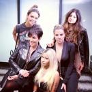Nicki Minaj and Kardashians