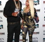 Nicki Minaj and boyfriend safaree samuels 2014