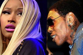 "Nicki Minaj Twerking To Vybz Kartel ""Tek Buddy Gal"" [VIDEO]"