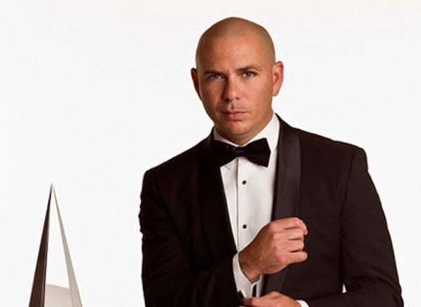 Pitbull AMAs host