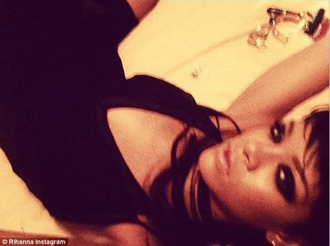 Rihanna What Now 2