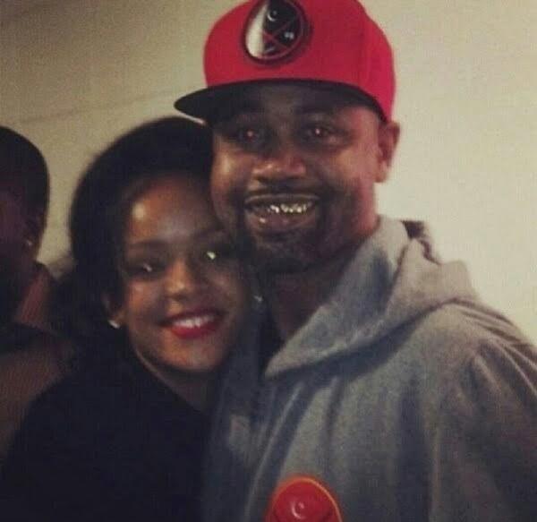 Rihanna and Juvenile