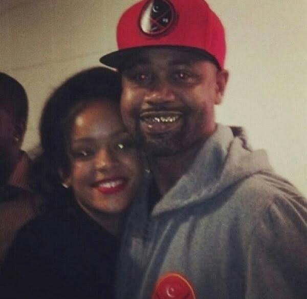Rihanna and Juvenile