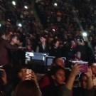 Rihanna at drake concert 2