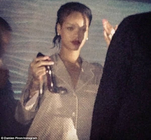 Rihanna drink barbados