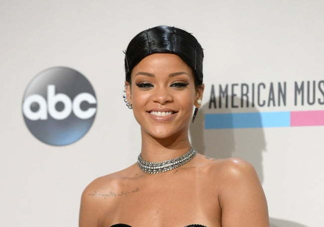 Rihanna icon award