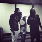 Rihanna wiz khalifa and snoop dogg 1