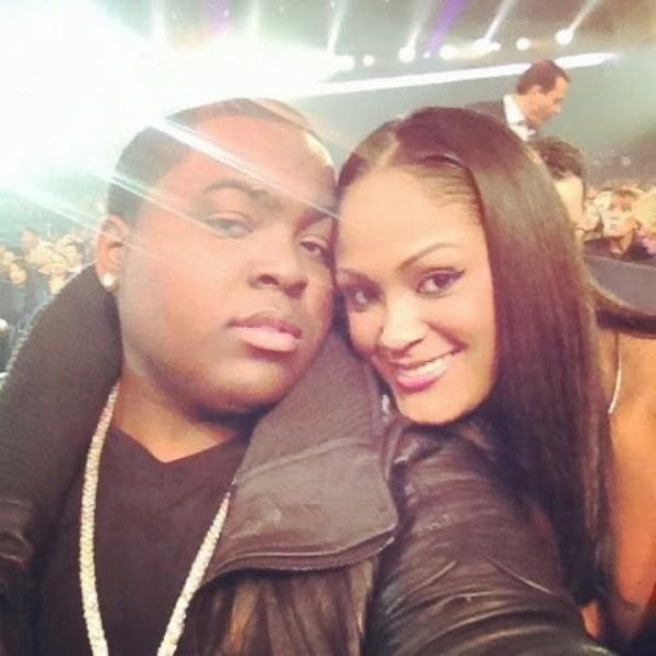 Sean Kingston and Maliah Michel