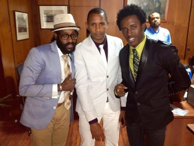 Shane Brown Tarrus Riley Romain Virgo