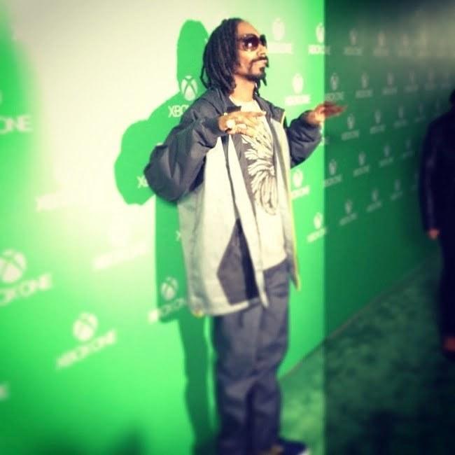 Snoop Lion Xbox one