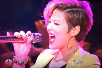 """Tessanne Chin Performed """"Underneath It All"""" On The Voice Nov 25 [VIDEO]"""