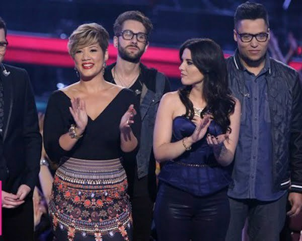 Tessanne Chin The Voice
