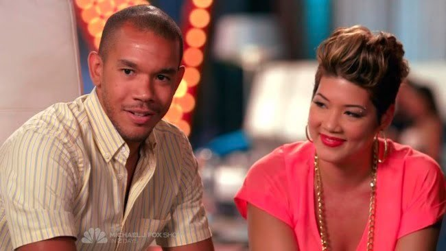 Tessanne Chin and huband michael cuffe