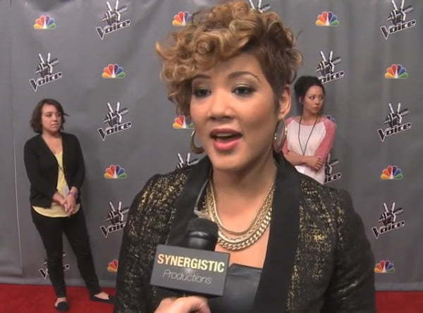 Tessanne Chin interview