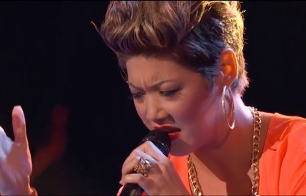Tessanne Chin photo