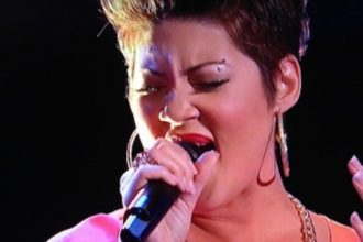 Tessane Chin Performs 'Many Rivers To Cross' On The Voice Live [VIDEO]