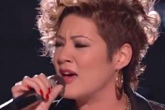 """Tessanne Chin Performs """"My Kind Of Love"""" On The Voice [VIDEO]"""