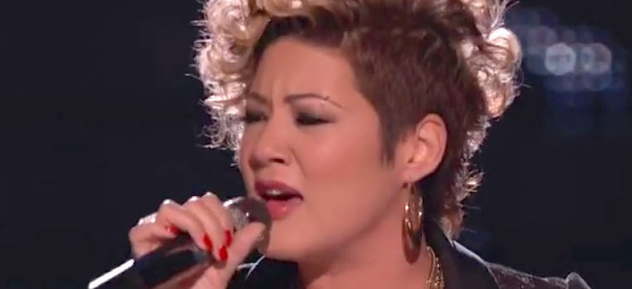 "Tessanne Chin Performs ""My Kind Of Love"" On The Voice [VIDEO]"