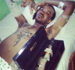 Tommy Lee hospitalize