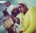 Tommy Lee in the hospital