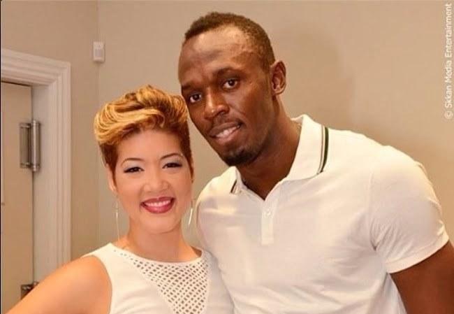 Usain Bolt Tessanne Chin