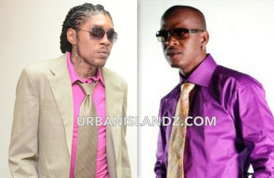 Vybz Kartel and Mr Vegas