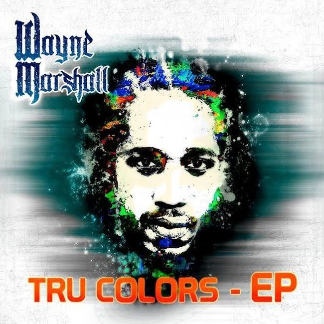 Wayne Marshall Tru Colors artwork