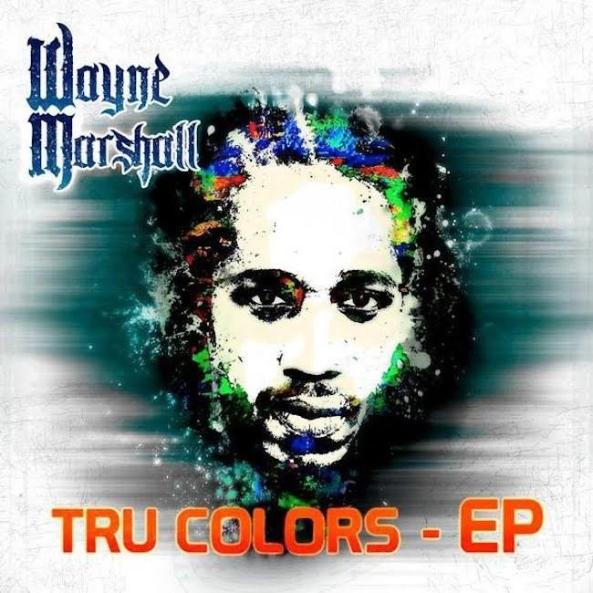 Wayne Marshall Tru Colors artwork