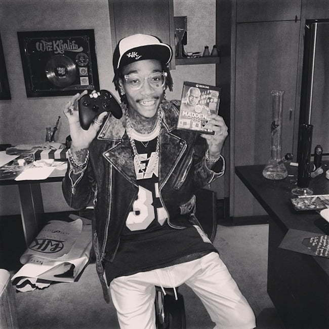 Wiz Khalifa xbox one