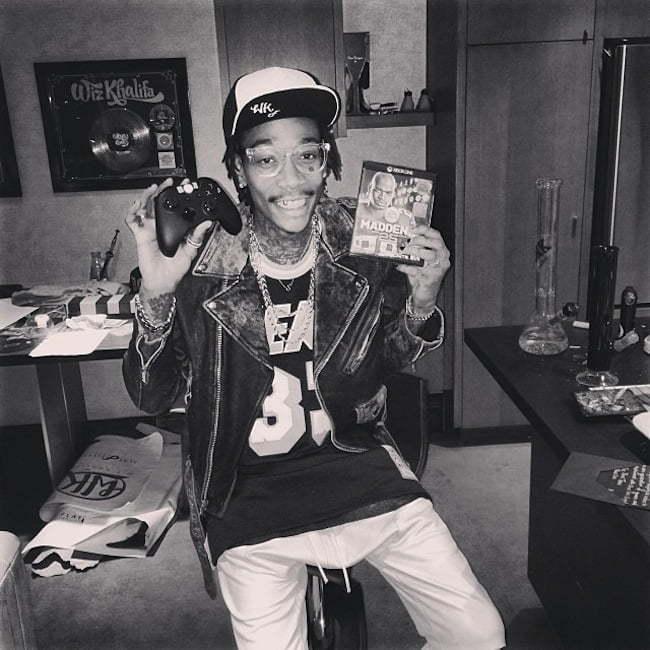 Wiz Khalifa xbox one