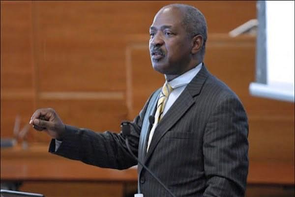 attorney Charles Ogletree