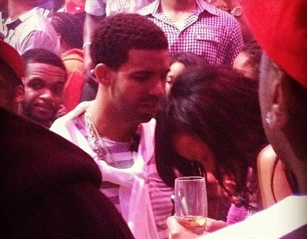 Rihanna dating drake 2013