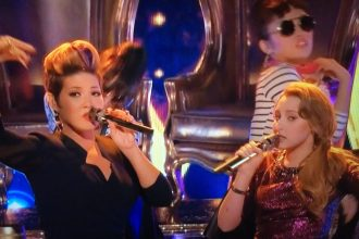 """Tessanne Chin Through To Top8, Performed """"Royals"""" With Caroline [VIDEO]"""