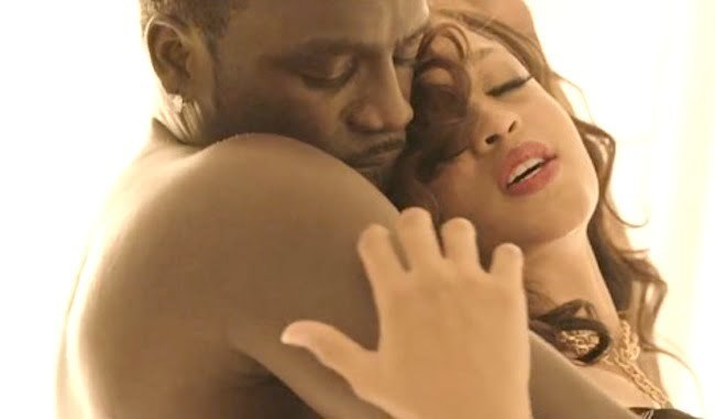 Akon on in the chamber video