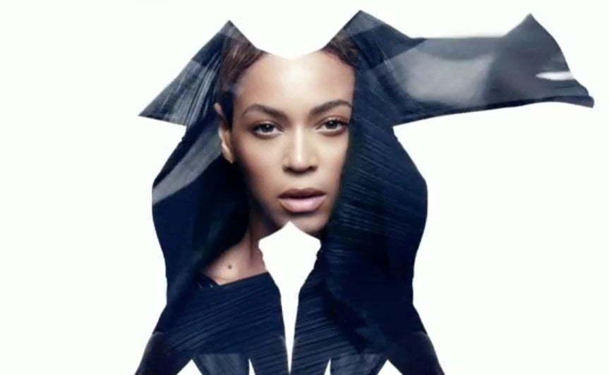 Beyonce Ghost video